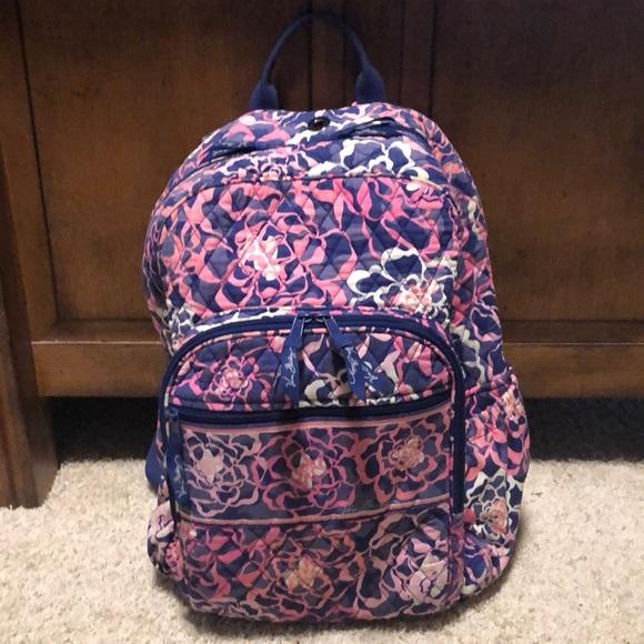 Vera Bradley Katalina Pink Backpack